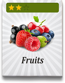 Card Fruits